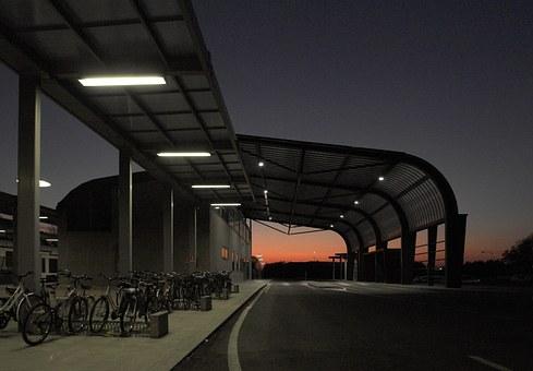 Nouvelle gare routière de Web Mairie : ouverture lundi !